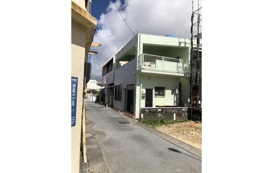 沖縄市美里店舗・住宅(収益物件)